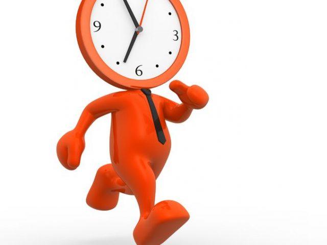 La gestion de votre temps